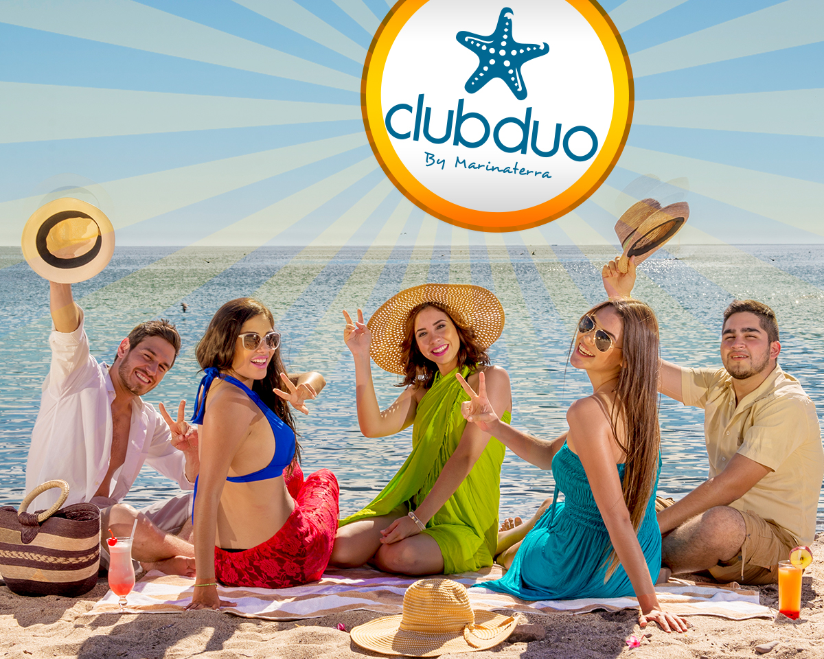 Club Duo opens on the beach, March 28