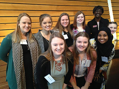 Group of 4-H advocates