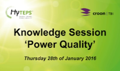 Knowledge Session Power Quality   Offshore