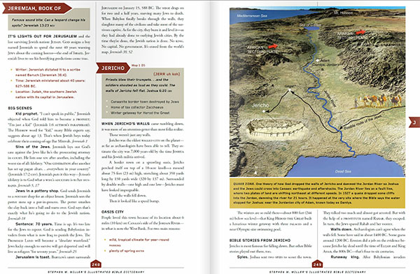 Illustrated Bible Dictionary pages