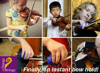 Things 4 Strings® accessories in use by all ages