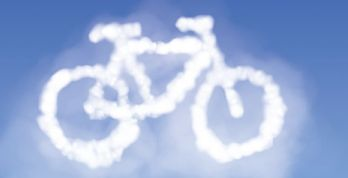 Bild: ADFC Fahrradklima-Test heiter bis wolkig