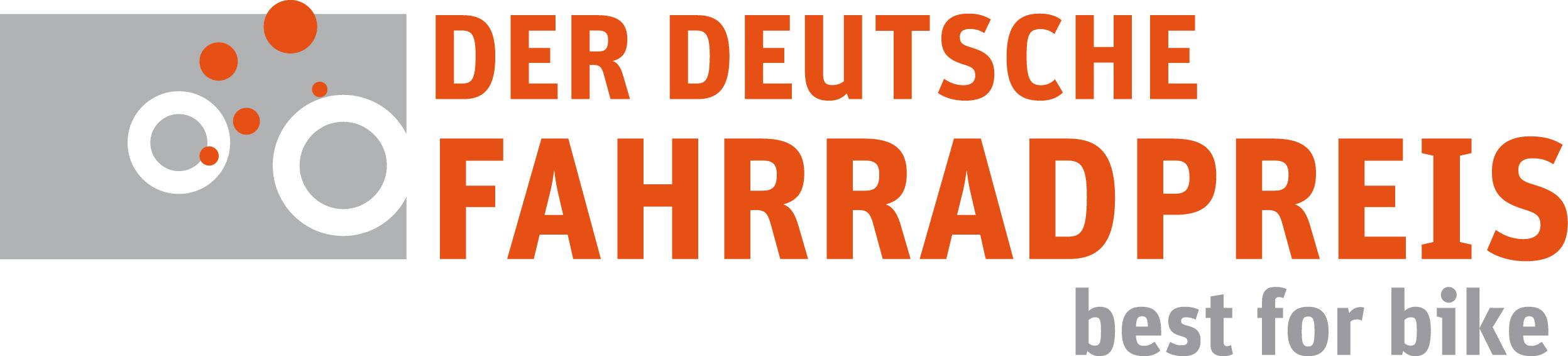 Logo: Der Deutsche Fahrradpreis