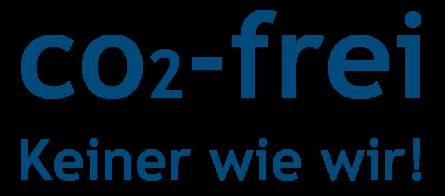 Logo: co2-frei | keiner wie wir