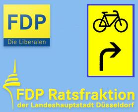 Bild: FDP und Radschild
