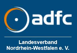 Bild: Logo ADFC NRW