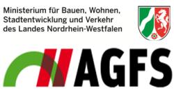 Logo: AGFS und Verkehrsministerium