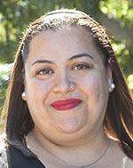 Acting Government Relations Director Bianca Villanueva