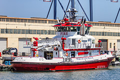 Fireboat 'Protector'
