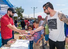 Port of Long Beach at Literacy Fair