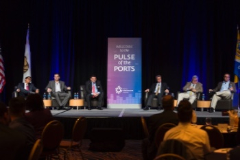 Speakers at Pulse of the Ports
