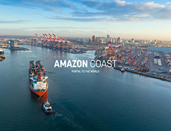 Amazon proposal - photo of ship