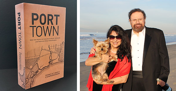 Port Town by George and Carmela Cunningham