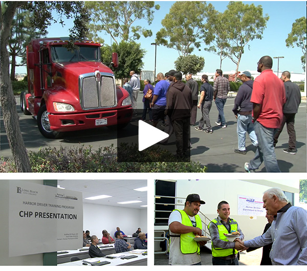 National Truck Driver Appreciation Month events