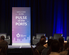 Pulse of the Ports event