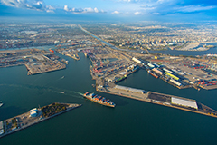 Port of Long Beach voted best seaport