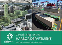 Harbor Department budget FY 2018