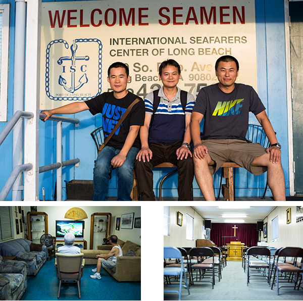 International Seafarers Center