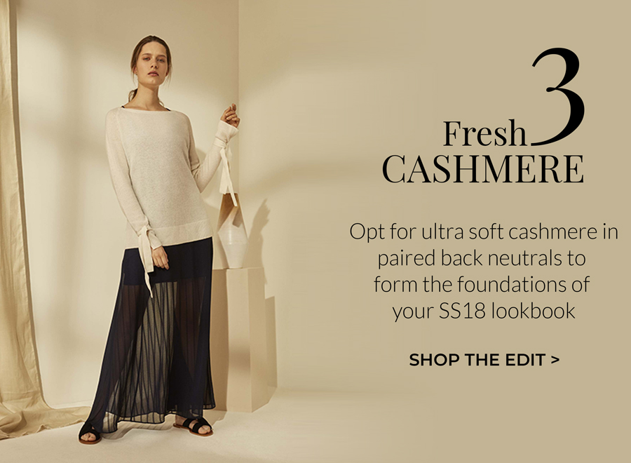 fresh cashmere