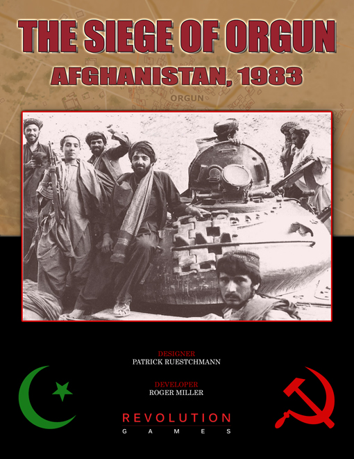 """Revolution Games releases """"Last Battle: Ie Shima, 1945"""" and """"The Siege of Orgun, Afghanistan 1983"""""""