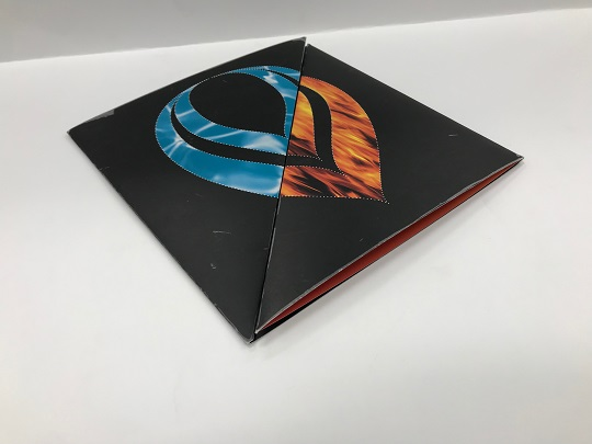 Triangle Folder