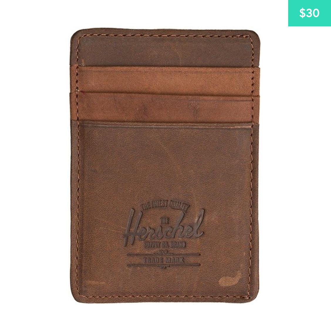Herschel Supply Co. Raven, Brown Nubuck