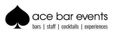 Our beautiful logo | ace bar events