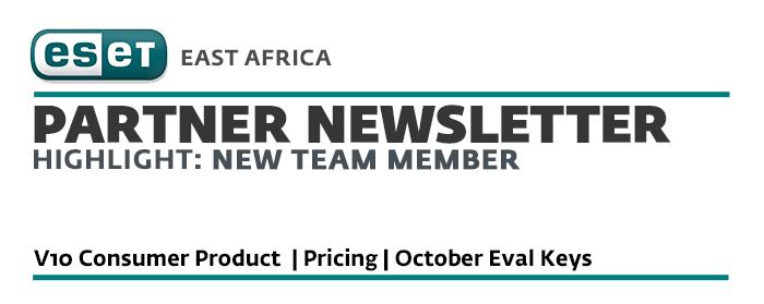 Partner Newsletter