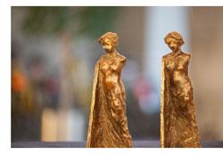 MEDEA statuette