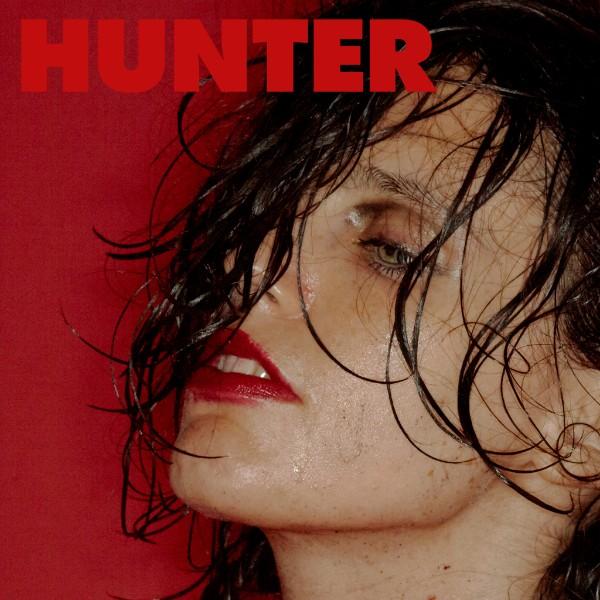Anna Calvi Hunter album art