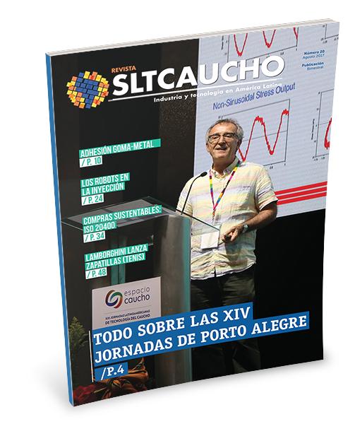 Tapa de Revista SLTCaucho
