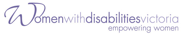Women with Disabilities Victoria logo