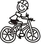 Dreng Cykel