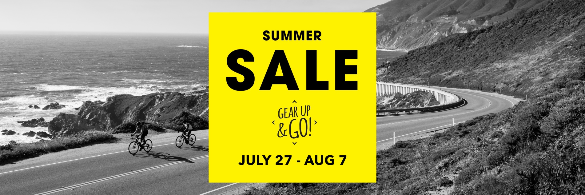 Summer Sale at West Point Cycles July 27th - Aug 7th
