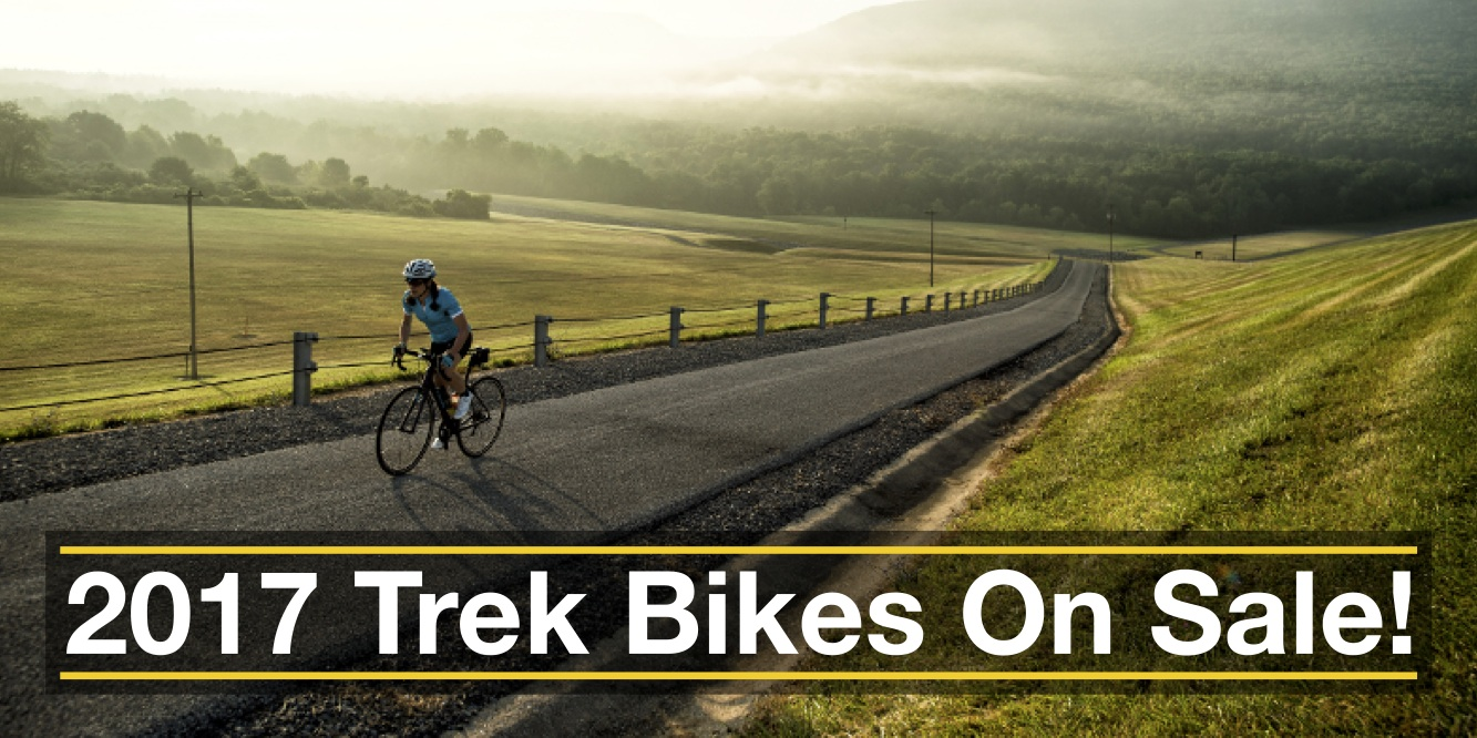 2017 Trek Bikes On Sale At West Point Cycles