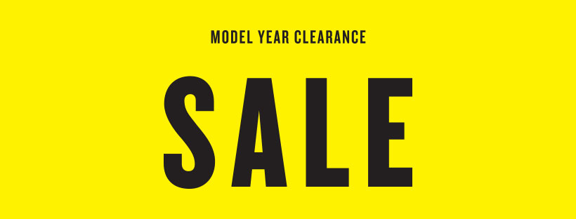 Model Year End Clearance Sale at West Point Cycles!