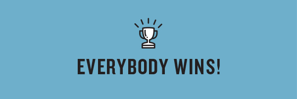 Everybody Wins! At West Point Cycles May 25-27