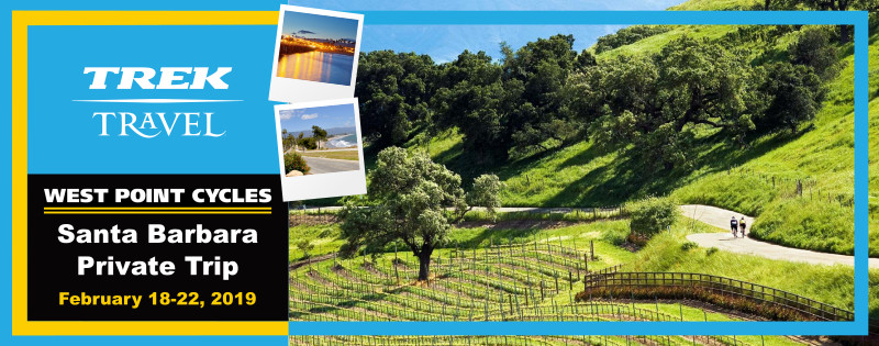 Join The WPC Private Santa Barbara Trek Travel Trip!
