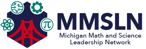 Michigan Math and Science Center Network logo