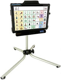WinSlate with Enable Eyes device