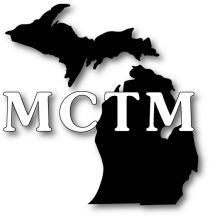 logo for Michigan Council of Teachers of Mathematics