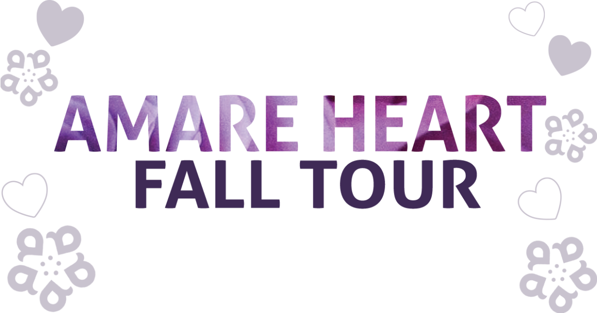 Amare Heart Tour (image)
