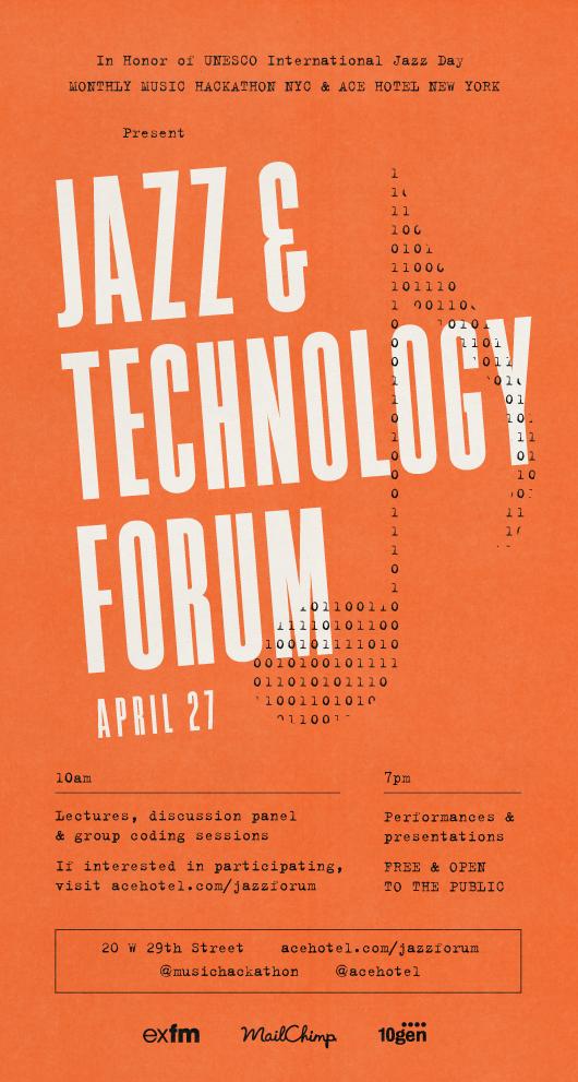 Ace Hotel New York Jazz Forum