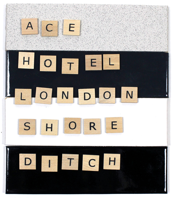 Ace Hotel London Shoreditch : Fall 2013