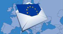 Les messageries européennes