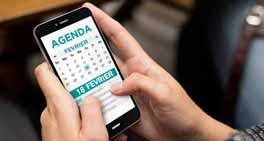 Apps agendas