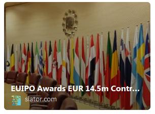 EUIPO Awards EUR 14.5m Contract to TextMinded and ESTeam