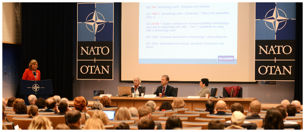 Impressions from the NATO Terminology Conference
