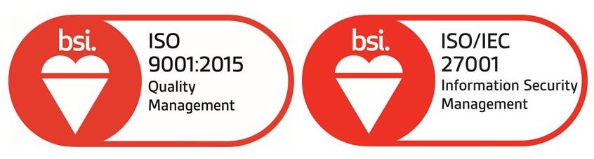 ISO 9001 en ISO 27001