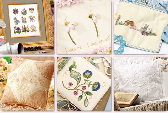 Inspirations kits online at Country Bumpkin